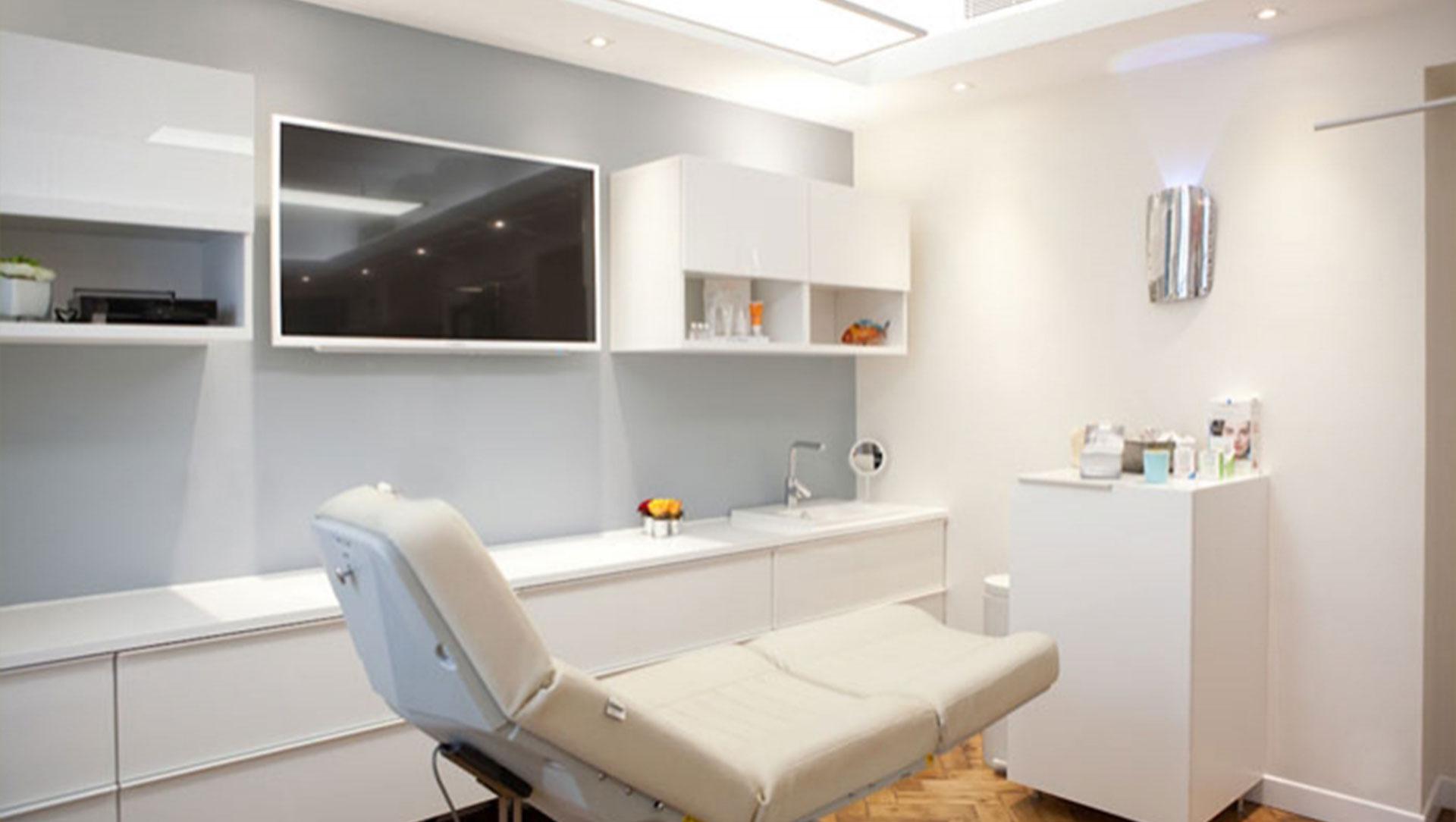 Centre Médical Esthétique Nation Paris - Le cabinet