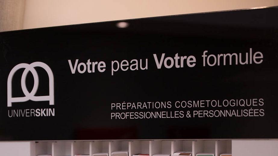 Cabine de médecine sthétique à Paris - Centre Esthétique Nation