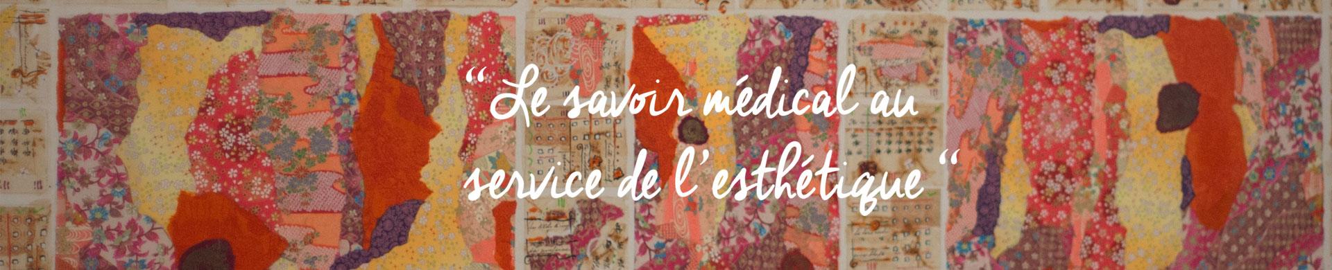 Le savoir-faire médical au service de l'esthétique à Paris - CMEN